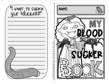 Blood Suckers! {fleas, ticks, bed-bugs, mosquitoes, vampire bats + more}