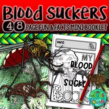 Blood Suckers! {fleas, ticks, bed-bugs, mosquitoes, vampir