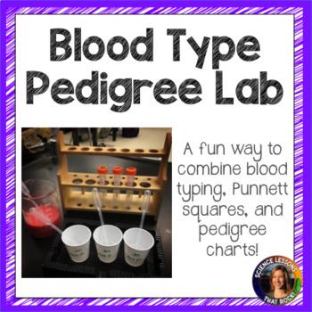 Blood Type Pedigree Lab