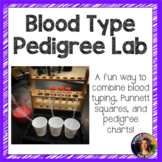 Blood Type Pedigree Lab