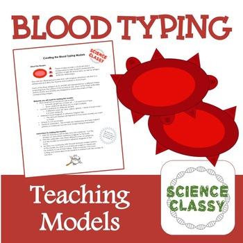 Blood Type Teaching Models