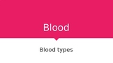 Blood Types Presentation