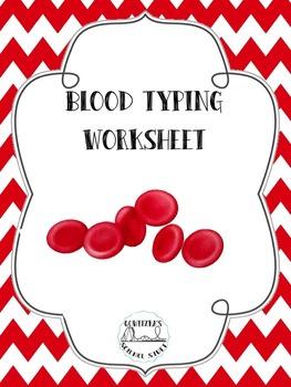 Blood Typing - Codominance