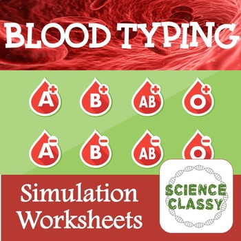 Blood Typing Computer Simulations