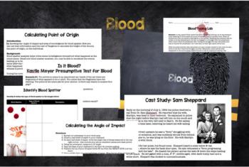 Blood: Unit Plan