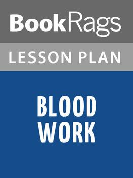 Blood Work Lesson Plans