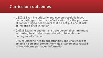Blood-borne Pathogens