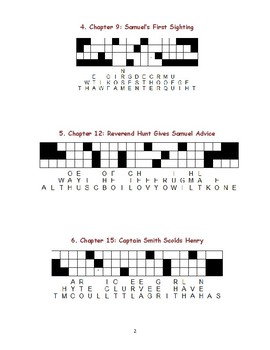 Blood on the River: 10 Quotefall puzzles—Similes from the Book!