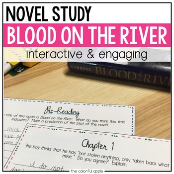 Blood on the River: A Novel Study