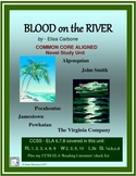BLOOD on the RIVER by Elisa Carbone - Novel Study