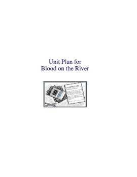 Blood on the River Complete Literature and Grammar Unit