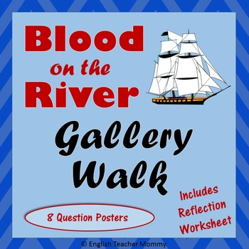 Blood on the River Gallery Walk