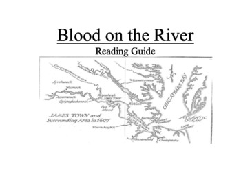 Blood on the River: Jamestown 1607 - Novel Resource