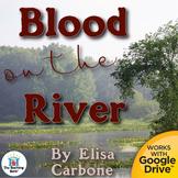 Blood on the River Novel Study Book Unit