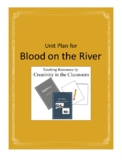 Blood on the River Novel Unit Plus Grammar