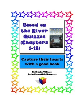 Blood on the River Quizzes (Chapters 1-12) to deepen understanding of the text!