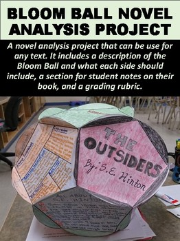 Bloom Ball Reading Project