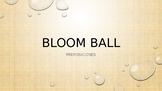 Bloom Ball Spanish Prepositions