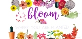 Bloom Where You Are Planted (small) Poster
