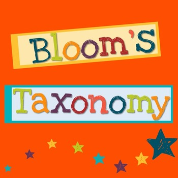 Bloom's Taxonomy Interactive PowerPoint