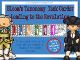 Bloom's Taxonomy Task Cards: Leading to the Revolution