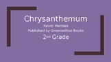 Bloom's Taxonomy for Chrysanthemum by Kevin Henkes