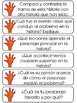 Bloom's Taxonomy in Spanish-Colorful Hands