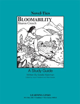 Bloomability - Novel-Ties Study Guide