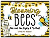 Blooming Bees | Classroom Jobs Display & Clip Chart