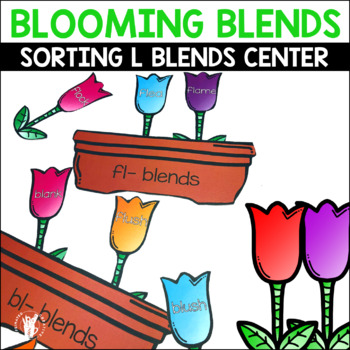 Blooming Blends Center Game