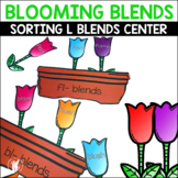 Blooming Blends Center Game - L Blends