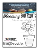 Blooming Book Report (A Forever Freebie)