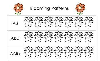 Blooming Flower Patterns