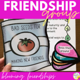 Blooming Friendships - 6 Session Friendship Counseling Group