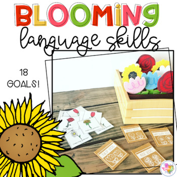 Blooming Language Skills: Speech Therapy