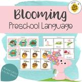 Blooming Preschool Language
