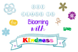 Blooming With Kindness (Spring Door Decor)