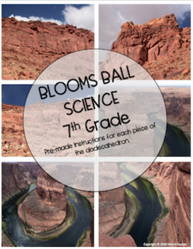 Blooms Ball 7th Grade Science