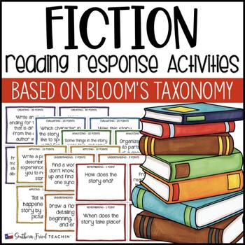 Bloom's Reading Activities