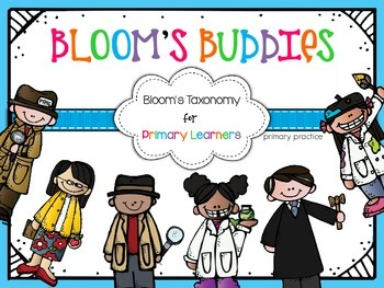 Bloom's Taxonomy for Primary Learners