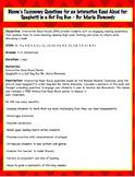 Interactive Read Aloud - Spaghetti in a Hot Dog Bun by Maria Dismondy