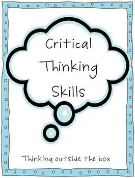 Blooms Taxonomy Critical Thinking Skills Posters