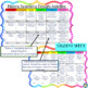 Blooms Taxonomy Drought Activities