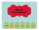 Bloom's Taxonomy Extravaganza!