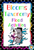Blooms Taxonomy Flood Activities