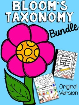 Bloom's Taxonomy Original Version Bundle for Higher Order Thinking