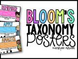 Bloom's Taxonomy Poster Set - Classroom