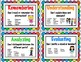 Blooms Taxonomy: Posters!