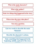 Blooms Taxonomy Questions to use with Any Text