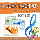 Blooms in Music Rooms - Music Advocacy Posters
